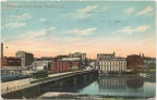 1913 view of the State Street bridge in Rockford