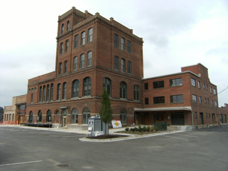 The Rockford  Brewery along the Rock River