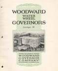 Woodward Governor Catalogue M showing the new factory on Mill Street.