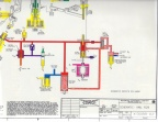 HYDROMECHANICAL FUEL CONTROL UNIT F129 SERIES SCHEMATIC DRAWINGS.