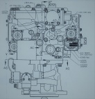 PRATT & WHITNEY PW206 SERIES FMM CONTROL UNIT DRAWINGS.