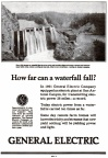 GENERAL ELECTRIC COMPANY ADVERTISEMENT.