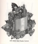 Woodward (General Electric Company) CF6-80A3 Series MEC Training Manual History.