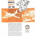 Woodward advertisement for the TPE331 jet engine.