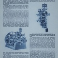 A WOODWARD FRICTION WATER WHEEL GOVERNOR THEORY OF OPERATION ARTICLE, CIRCA 1903.