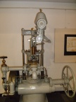 A Woodward water wheel hydraulic governor type VR made in 1917.