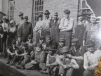 Stevens Point Brewery workers in 1925.