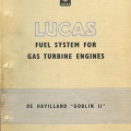 A Lucas Company bulletin from the 1940's.