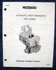 Woodward PG series governor component accessory manuals.