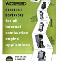 Woodward Governor Company advertisement from 1959.