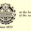 Woodward... At the Heart of the System Since 1870.
