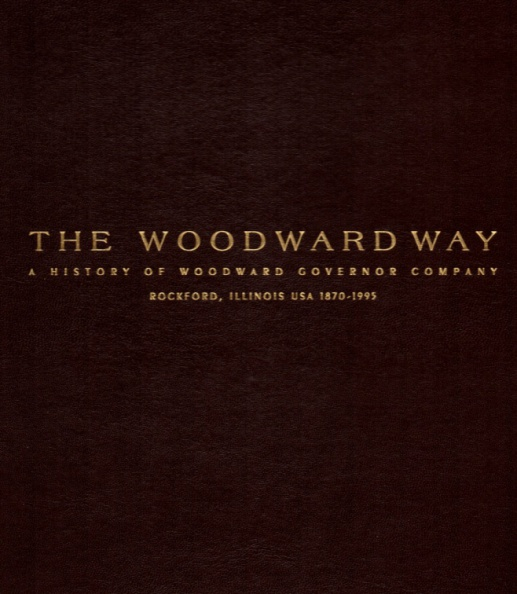 The Woodward Way history for the 21st. Century.