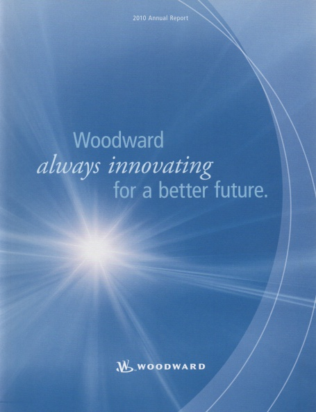 The Past- the Present- the Future of Energy Controls...Woodward.