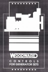 WOODWARD CONTROLS FOR GENERATOR SETS.