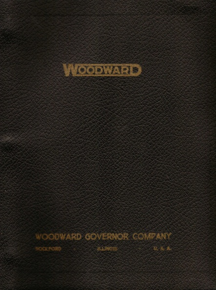 One of the first vintage manuals that helped start the Oldwoodward.com history web-site.