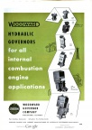 WOODWARD HYDRAULIC GOVERNORS FOR ALL PRIME MOVERS.