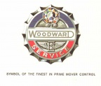 Woodward Energy Control Symbol of Quality.