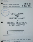 Diesel engine and governor control history.