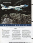 AIR FORCE ONE HISTORY.