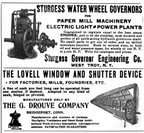 STURGESS GOVERNOR ADVERTISEMENT