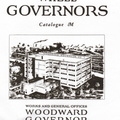 WOODWARD HYDRAULIC GOVERNOR HISTORY.