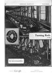 Vintage machine shop manufacturing history project.