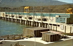 THE WANAPUM DAM AND POWER HOUSE HISTORY.
